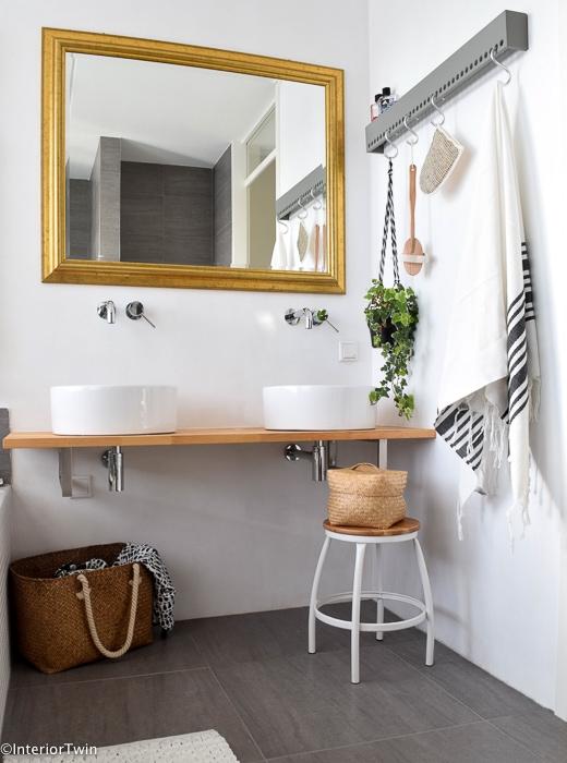 6 budgettips met Ikea voor studeer- en badkamer - InteriorTwin