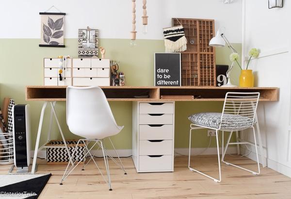 6 budgettips met ikea voor studeer en badkamer interiortwin. Black Bedroom Furniture Sets. Home Design Ideas