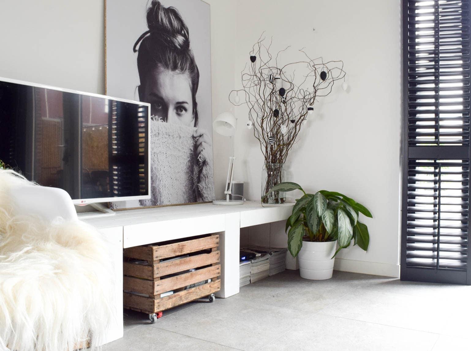 paaseieren schilderen in stijl - interiorwin