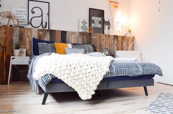 Make-over van de slaapkamer (deel 1) - InteriorTwin