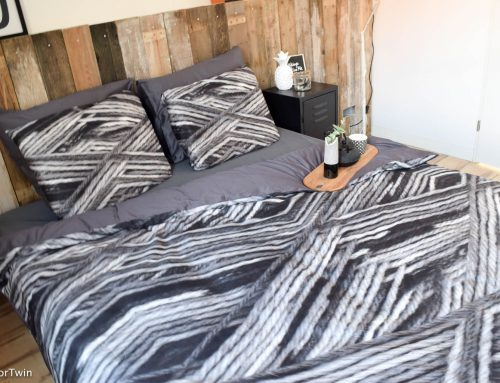 9 x slaapkamerinspiratie met een nieuw dekbedovertrek