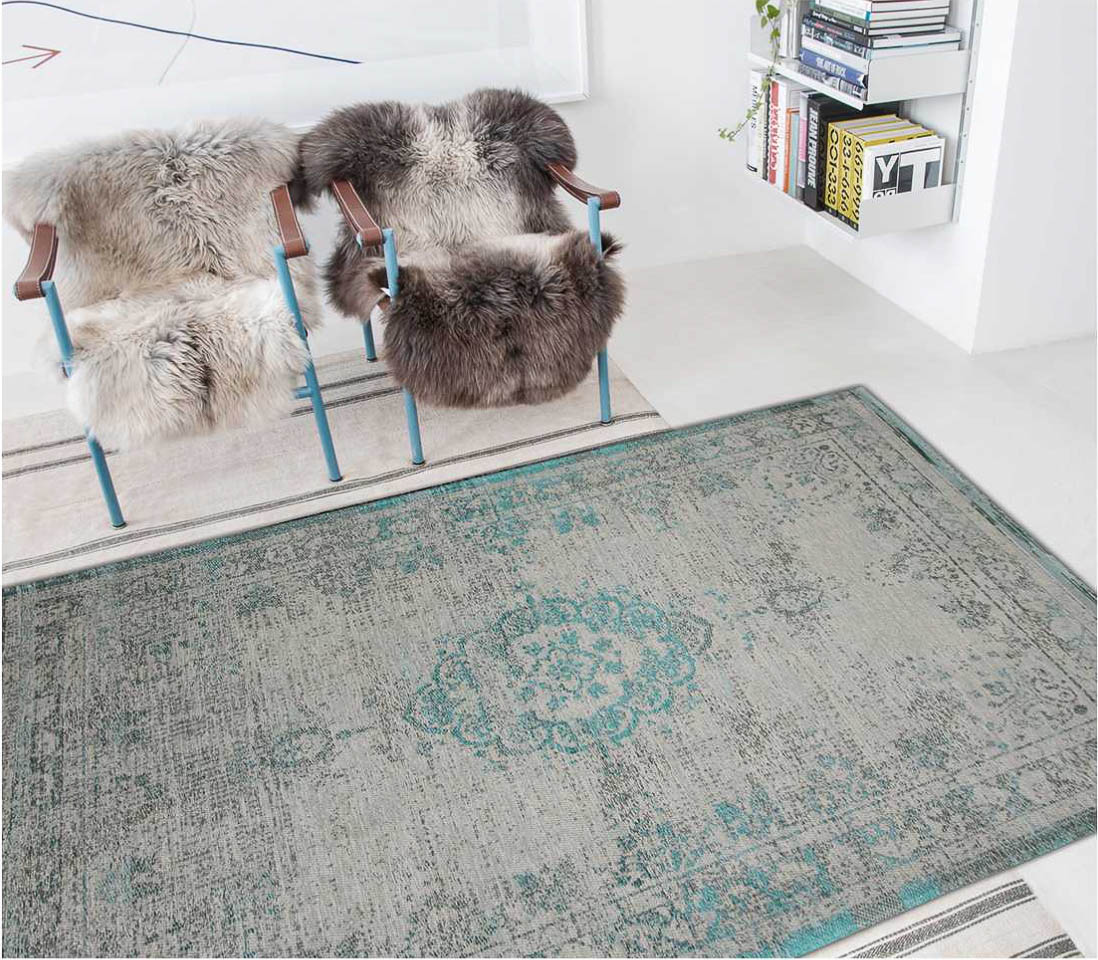 Fading World Rug - Louis de Poortere