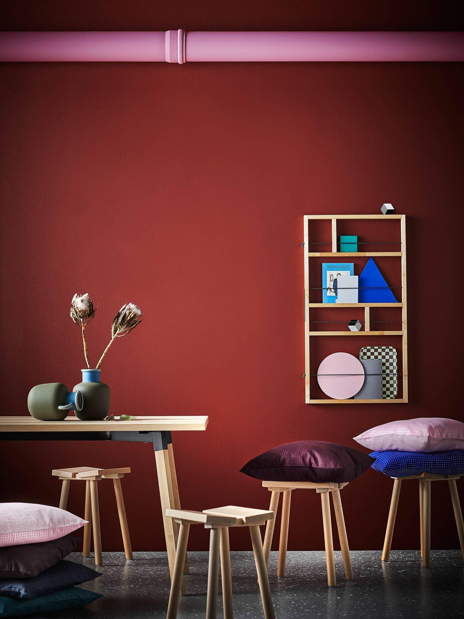 Ypperlig collectie IKEA en HAY