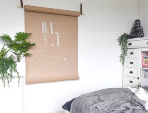 DIY: 18 leuke muurdecoratie ideeën om zelf te maken