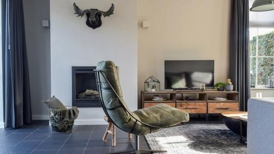 Binnenkijken: stoer & landelijk wonen | InteriorTwin