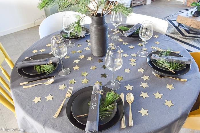 Budgettips voor de kersttafel interiortwin - Feestelijke tafels ...