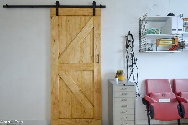 schuifdeur zelf maken