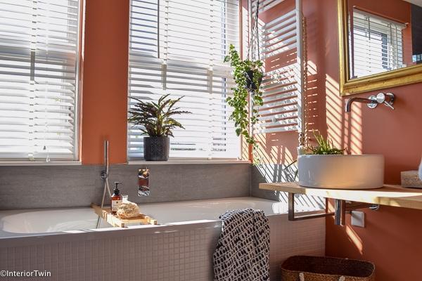 Interieur Midden Oosten : Van scandinavisch naar midden oosten in de badkamer met histor clean