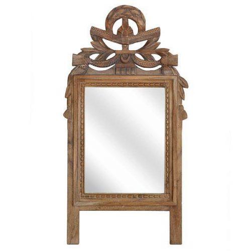 hk-living-handgesneden-teakhouten-spiegel-1