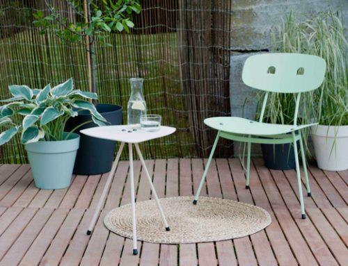 De leukste tafeltjes voor in de tuin