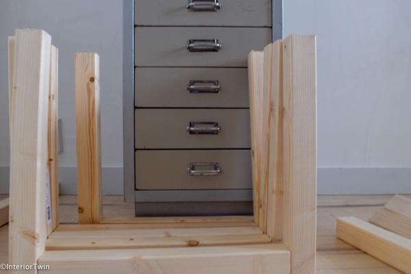 houten zitbank zelf maken