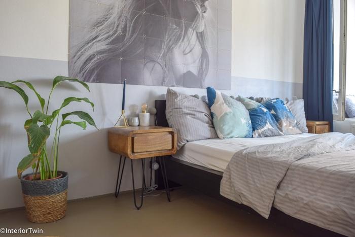 slaapkamer met ixxi