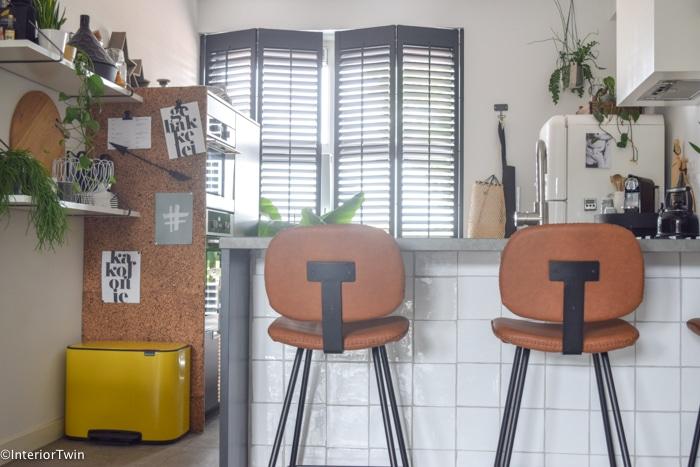 Diy: een nieuwe look in de keuken met azulejos tegels interiortwin