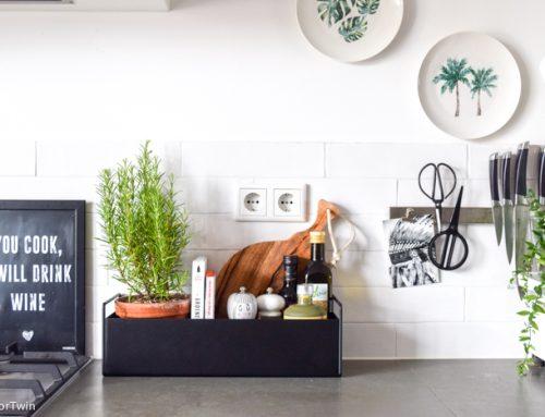 5 stylingideeën voor de Ferm Living Plant Box