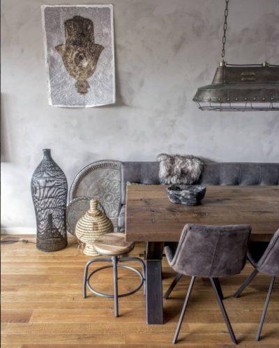 betonlook muur eetkamer anne_kohnke-1