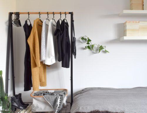 Shoptip: een multifunctioneel kledingrek