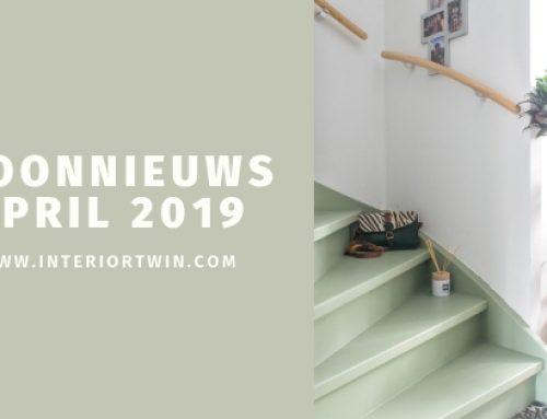 Woonnieuws april 2019