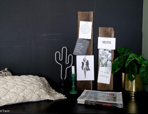 5 makkelijke DIY ideeën om binnen een half uur te maken
