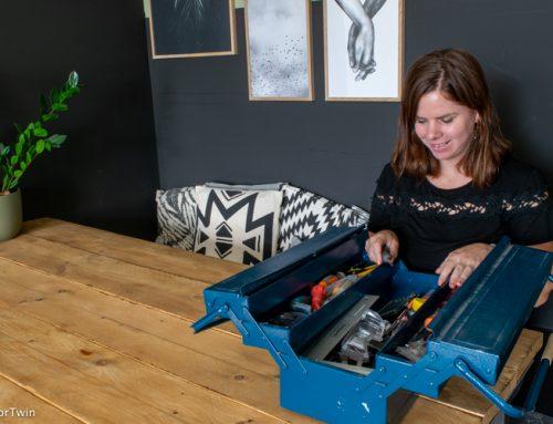 Kijkje in mijn werkruimte: onmisbare spullen voor elke DIY-er