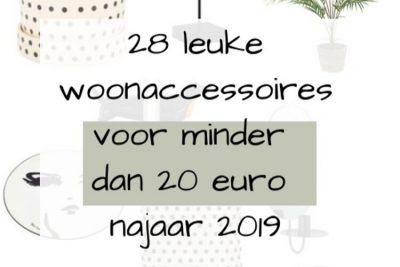 herfst najaar 2019 leuke goedkope woonaccessoires