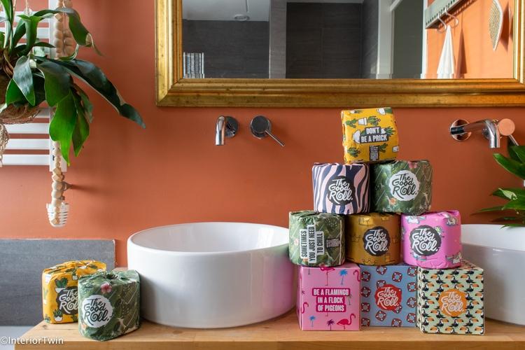 duurzame producten badkamer