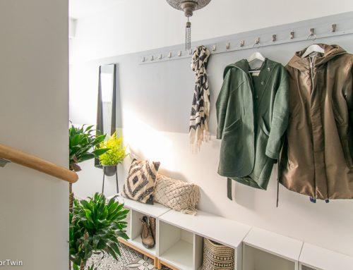 13 budget tips van IKEA voor het inrichten van de hal
