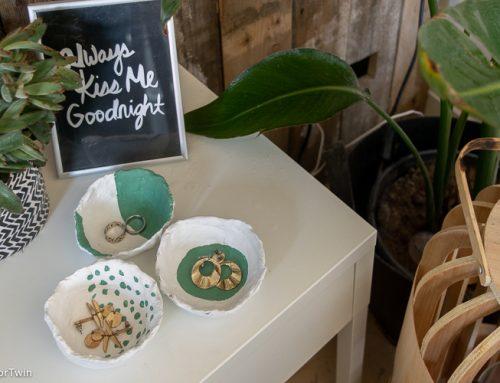 Handige sieradenschaaltjes maken: zelfmaakidee met boetseerklei