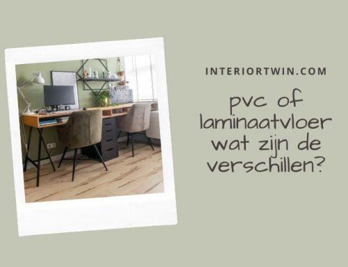 PVC of laminaat: wat is het verschil en wat is de beste keuze vloer?