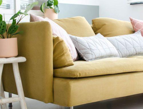 IKEA bankhoes: 6 winkels met mooie zitbankhoezen