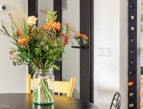 Inspiratie en ideeën voor een bos bloemen in huis