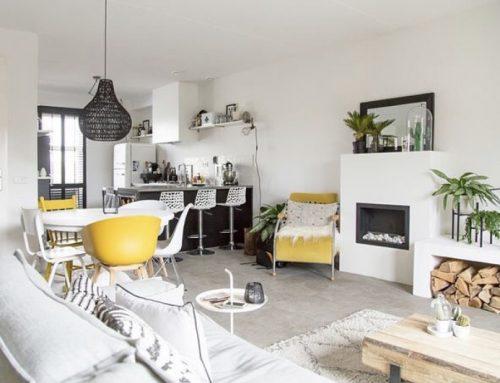 Ideeën voor een spiegel in je woonkamer